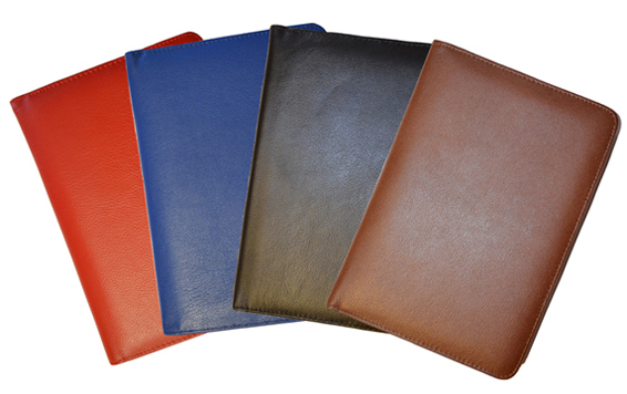 Leather File Holders And Portfolios